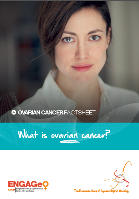 Ovarian Cancer cover